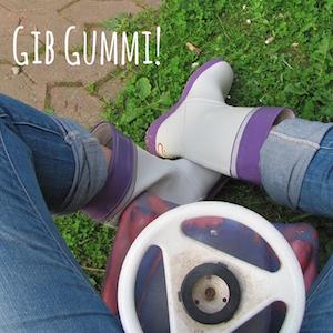 Blogpost: Gib Gummi! Finnische Nokian Gummistiefel im Test auf schwedenundso.de