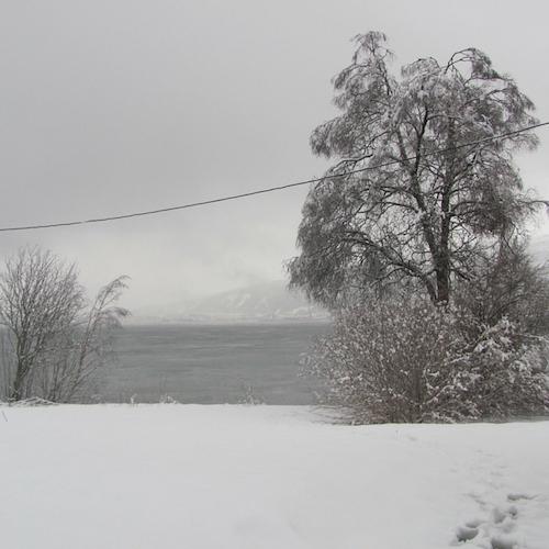 Der Tag an dem wir in Norwegen einschneiten