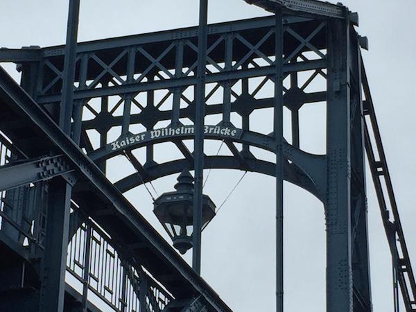 Kaiser Wilhelm Brücke, Wilhelmshaven