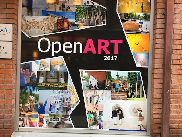 Open Art in Örebro 2017