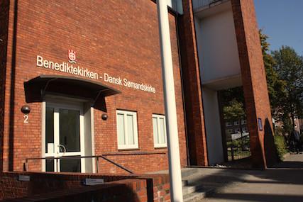 Dänische Seemannskirche in Hamburg...