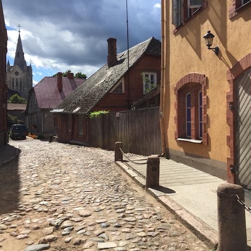Auf den Spuren der Hanse in Lettland: Valmiera, Cesis, Koknese