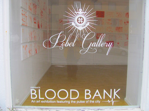Pøbel Gallery: Blood Bank, Vardø, Norway