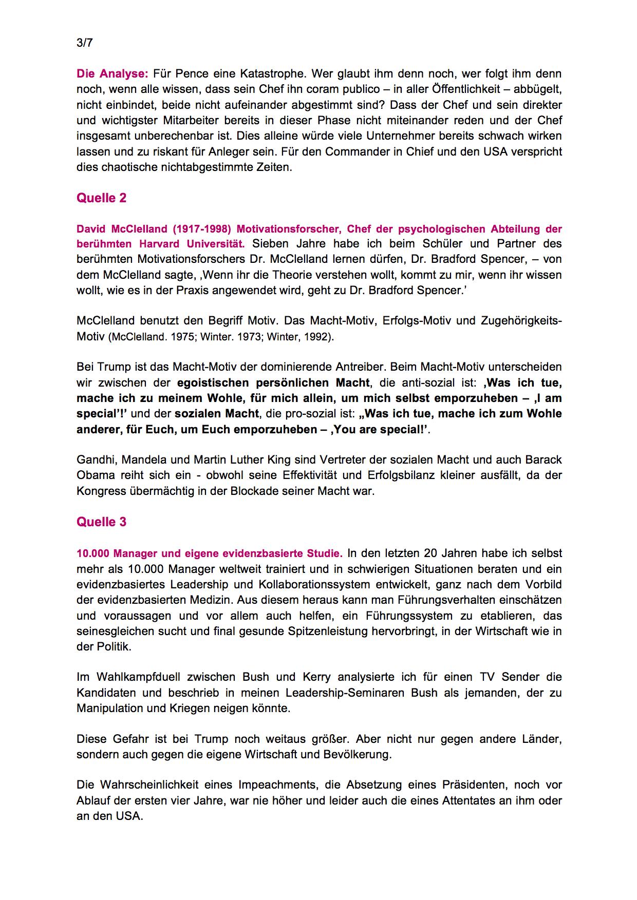 Der Artikel press articles global leadership school1