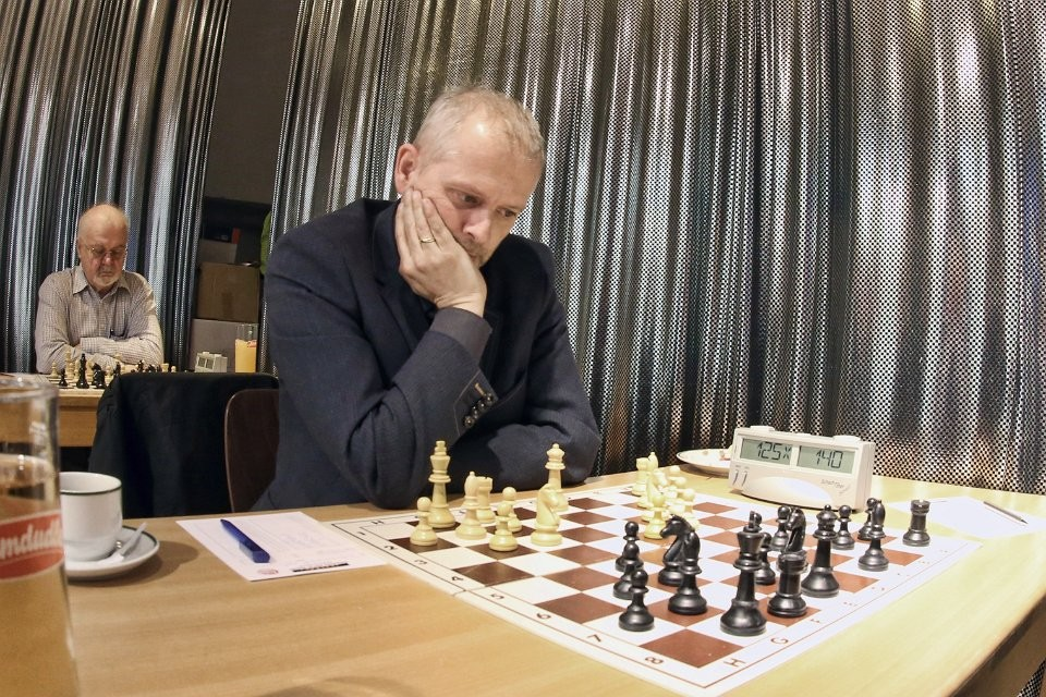 Dritter Platz für Reinhard Heimberger