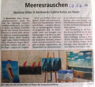 Landeszeitung, 05.06.2014