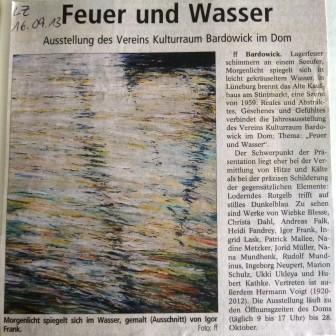 Landeszeitung, 16.09.2013