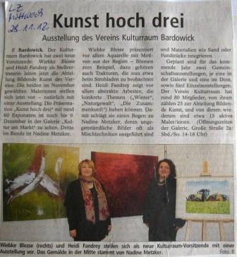 Landeszeitung, 28.11.2012