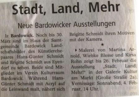 Landeszeitung, 01.02.2012, Teil 1
