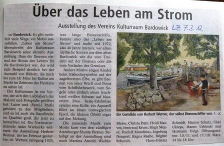 Landeszeitung, 01.03.2012