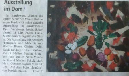 Landeszeitung 22.08.2015
