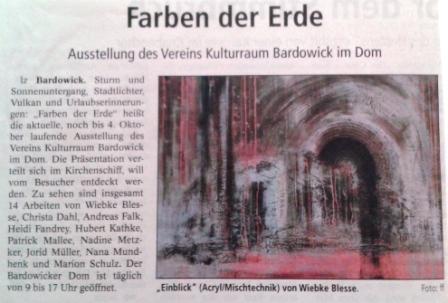 Landeszeitung 27.08.2015