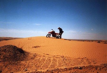 … Motorrad
