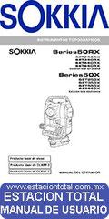 manuales de usuario fichas tecnicas programas sokkia
