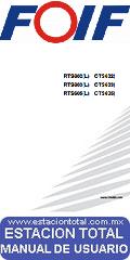 ficha tecnica manual de usuario programas foif