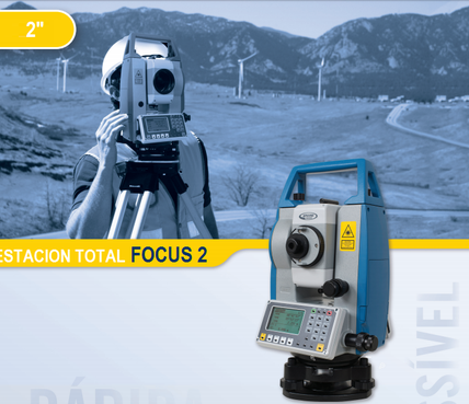 estaciones totales spectra precision focus2 2