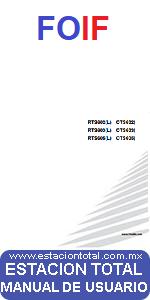 manual de usuario foif