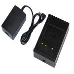 Cargador ZCH100 geomax para batería ZBA100