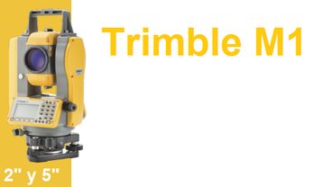 estaciones totales trimble m1
