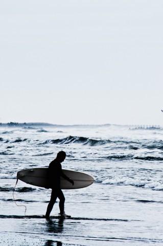 サーフィン 肩 腰 治療