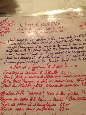 Bistrot Chez Georges, 75002