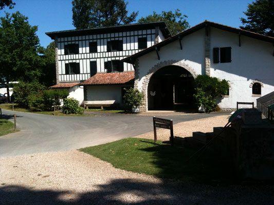 Pays Basque; Maison Edmond de Rostand
