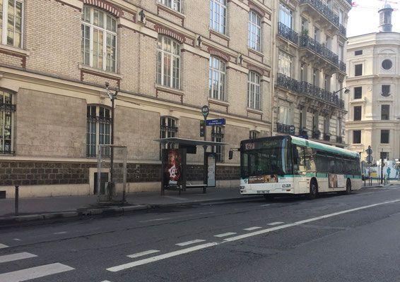 Les bus autour de key2paris
