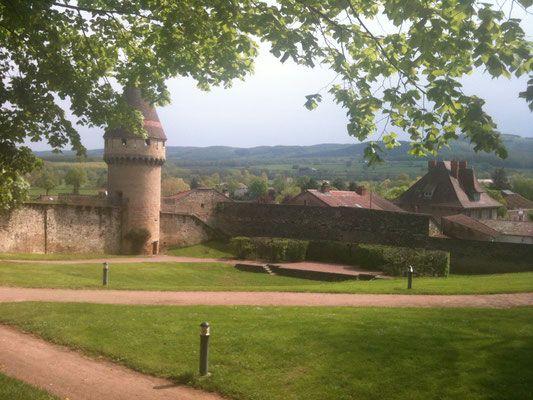 Cluny in Burgundy
