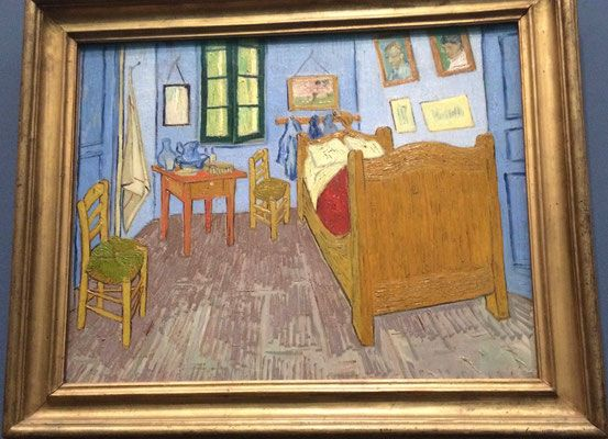Van Gogh at Auvers sur Oise