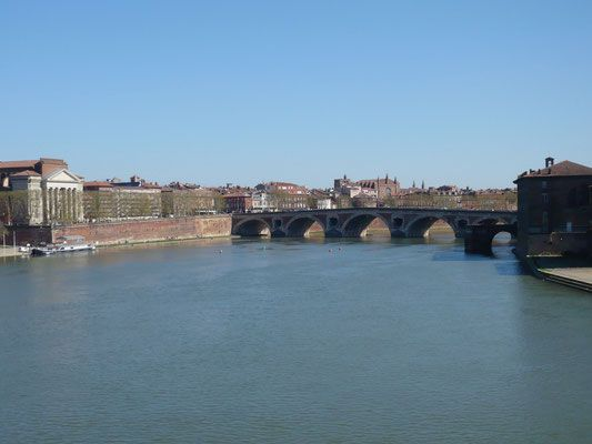 the Bridge in Toulouse