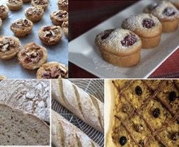 Lisa's Gluten free cooking classes and Tours