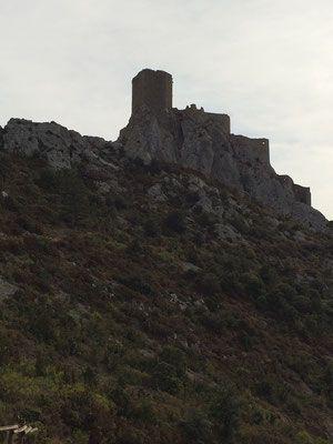 Châteaux Cathares Queribus