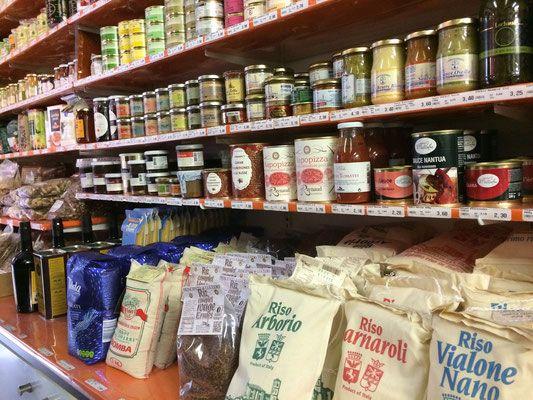 G.Detou  Professional groceries on rue Tiquetonne 75002 Paris
