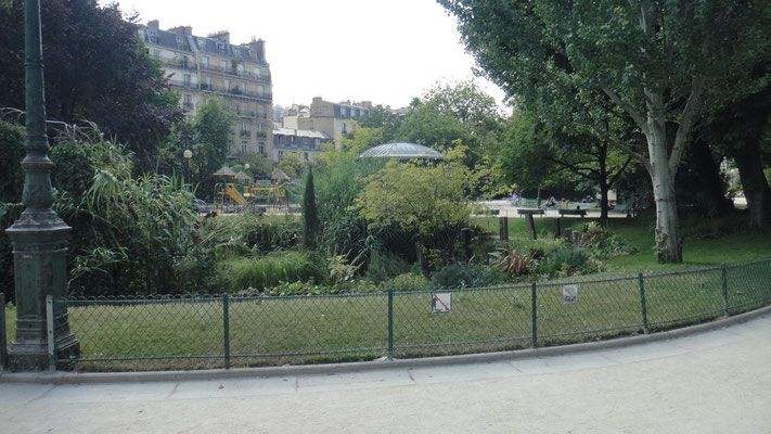 Gardens in Central Paris, to rest, relax or enjoy a nice pic nic