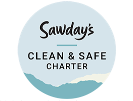 Sawday's clean and safe charter