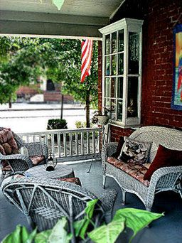 Barker House in New Oxford Pennsylvania recommended by Key2paris