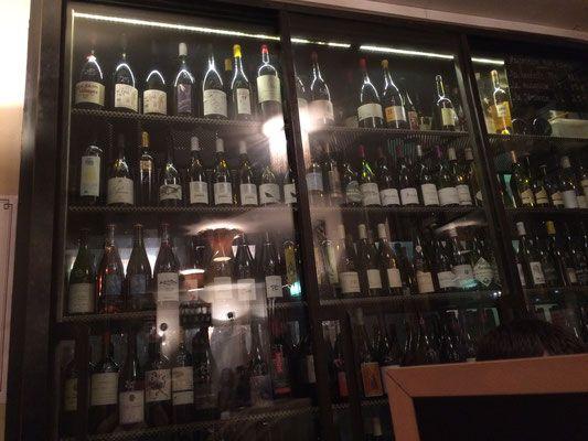 Biodynamic  wines at Cionstot Vino