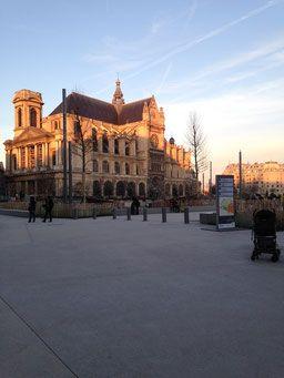Eglise Saint Eustache, 75001