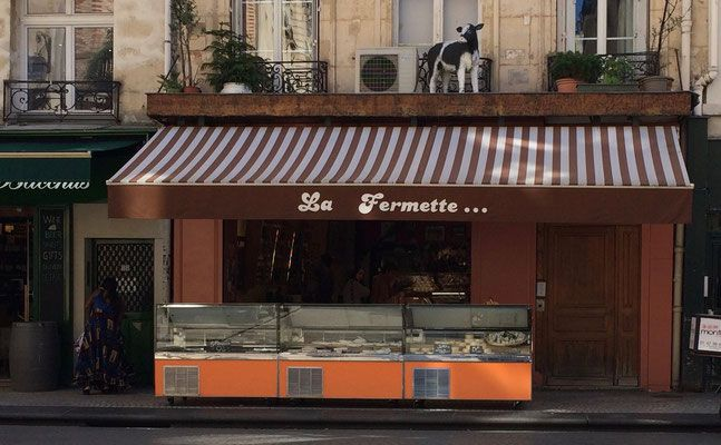 Crèmerie La Fermette  rue Montorgueil, 75002