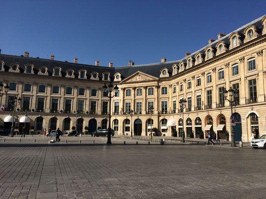 Place Vendôme, 75001Place Vendôme, 75001