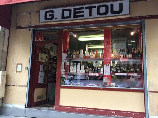 G.Detou rue Tiquetonne 75002
