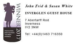 Inverglen House recommended by Key2paris
