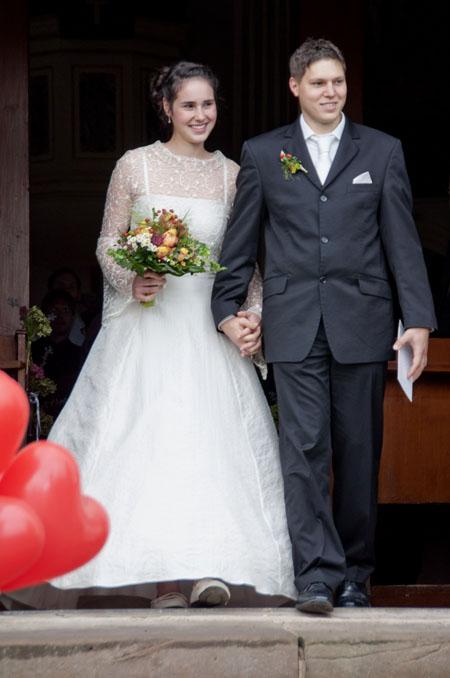 Brautkleid auf Maß