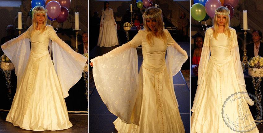Mittelaterkleid, Mittelalterbrautkleid, Mittelaltergewand