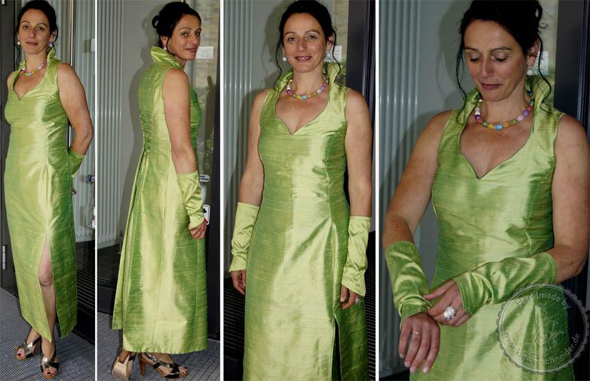 Ao Dai Kleid Abendkleid, vietnamesische Mode