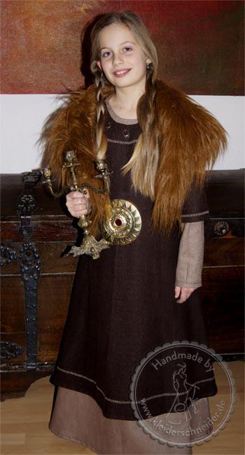 Mittelalterliches Kindergewand, Gewand, Mittelalterkleid