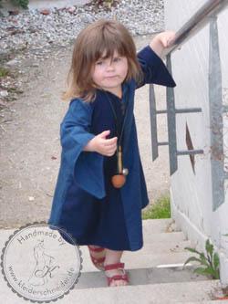 mittelalter Kindergewand, Mittelalterkleid