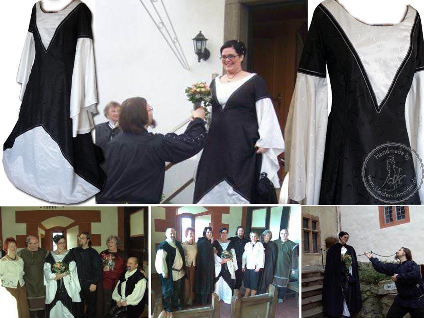 Hochzeitskleid, Brautkleid, Brautgewand