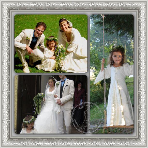 Mittelalterkleid, Mittelaltergewand, Kindergewand