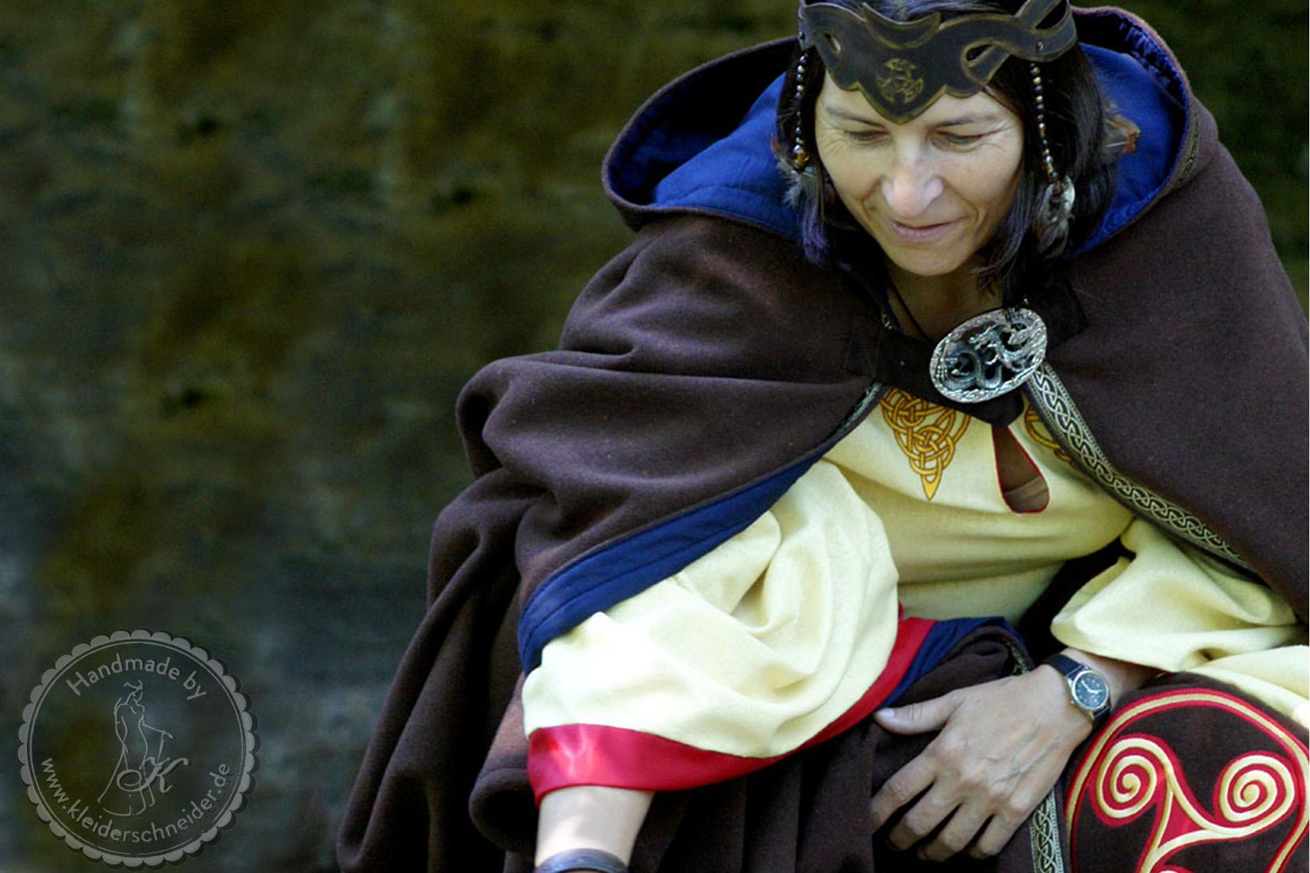 Druiden Gewand, Druidengewand